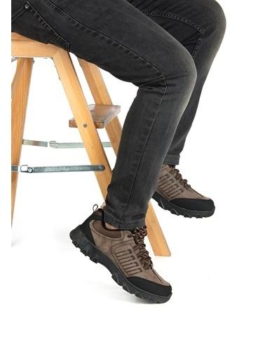 Muggo Outdoor Ayakkabı Kahve